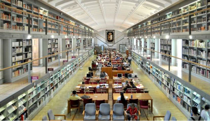 Biblioteca de Castilla-La Mancha Biblioteca Pública del Estado en Toledo
