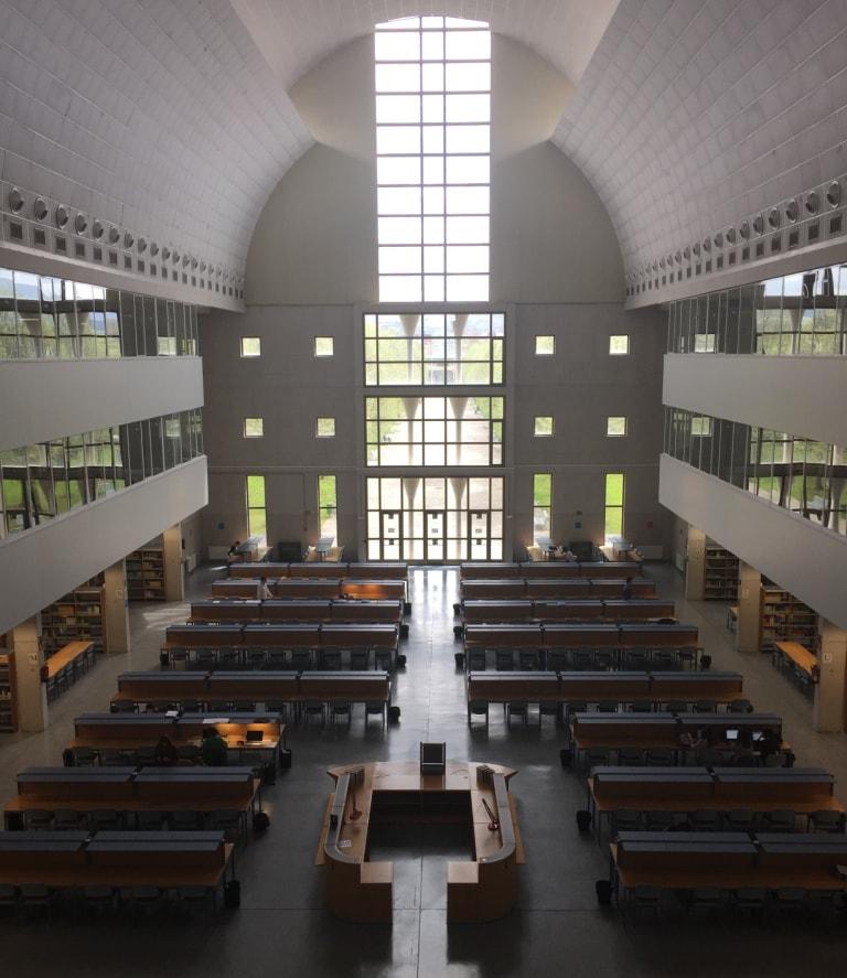 Biblioteca de la Universidad Pública de Navarra