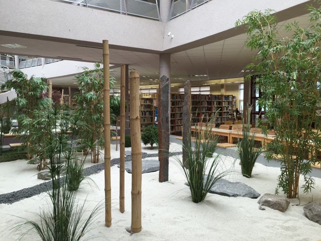 Biblioteca de la Universidad de Artois