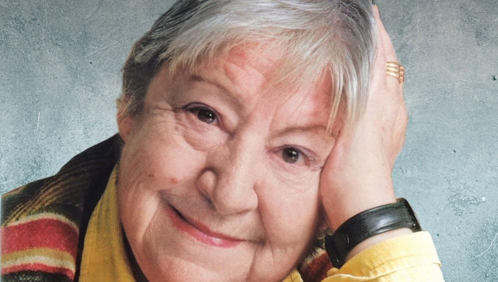 Bibliotecaria y poeta Gloria Fuertes
