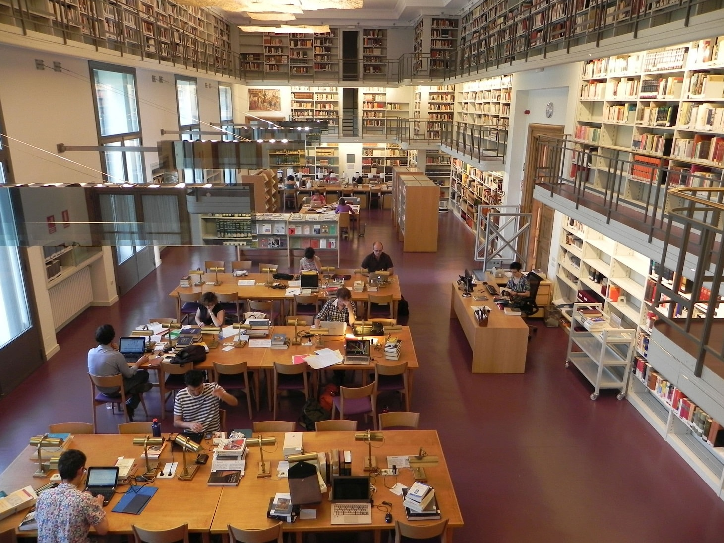 Bibliotheque Casa de Velázquez
