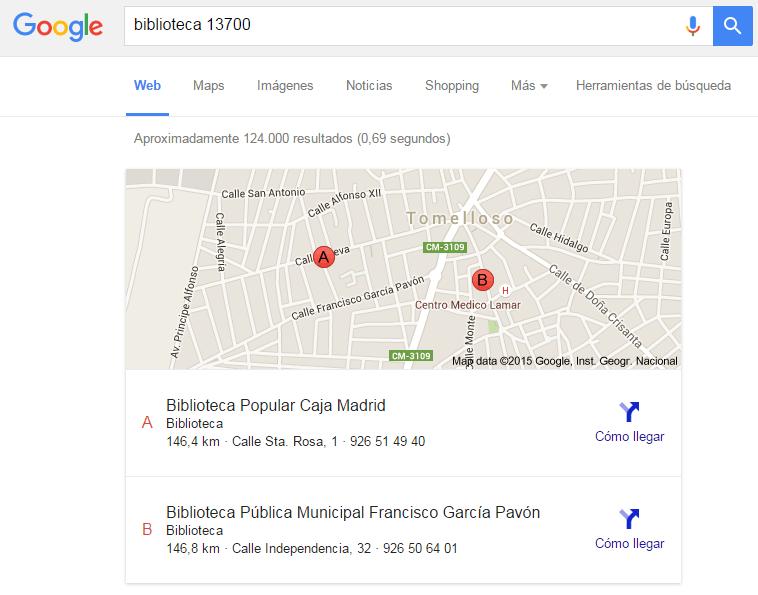 Busca por ubicación