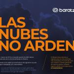 «Las nubes no arden», póster sobre el modelo SaaS para bibliotecas, archivos y centros de documentación