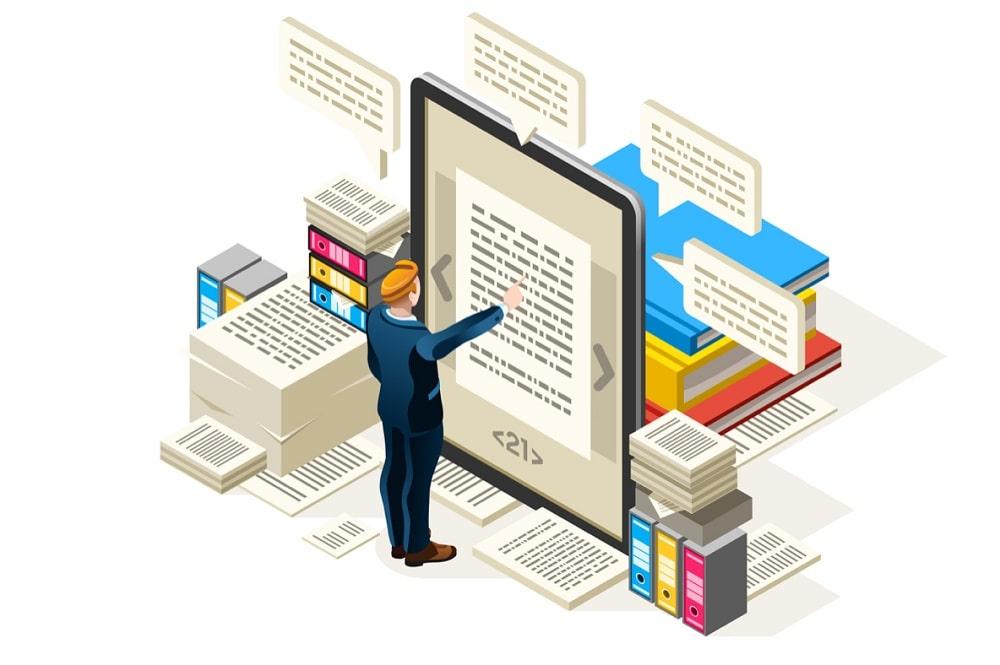 Cómo enviar información de los documentos de la biblioteca desde el opac