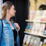 Window shopping o cómo convertir el catálogo online de la biblioteca en un escaparate
