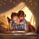 Leer cuentos a los peques: ¿en papel o en soporte electrónico?