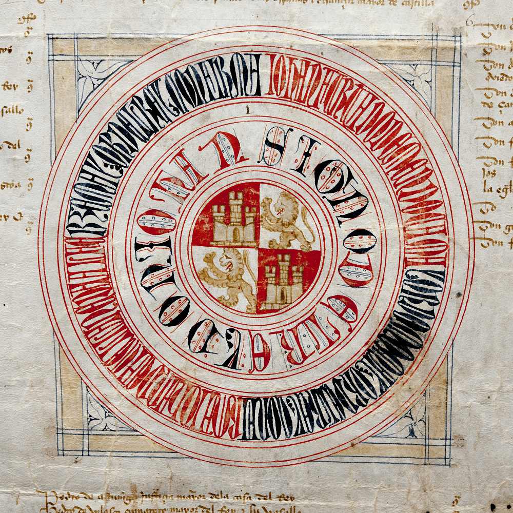 DTVA DOC AHPVa PRIVILEGIO RODADO JUAN II detalle 1420