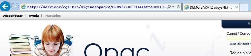 De cuántas partes se compone la URL