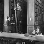¿Cómo eran las bibliotecas y sus profesionales en la década de 1940?