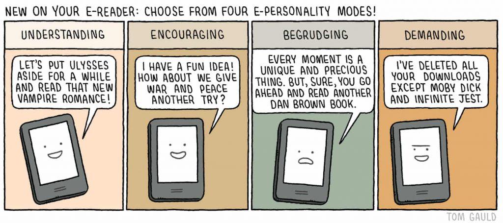 Ebook intelligence