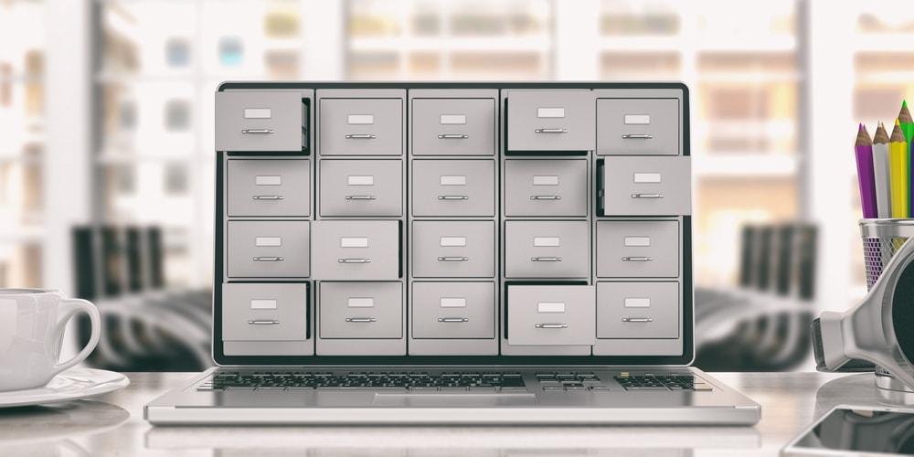 El Archivo General poderjudicialgt alberga más de 1,7 millones de expedientes