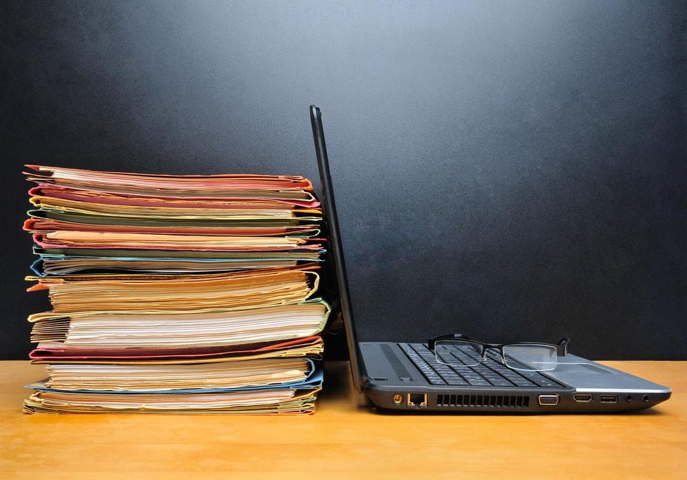 En el 2018 la Administración Pública deberá producir solamente documentación electrónica