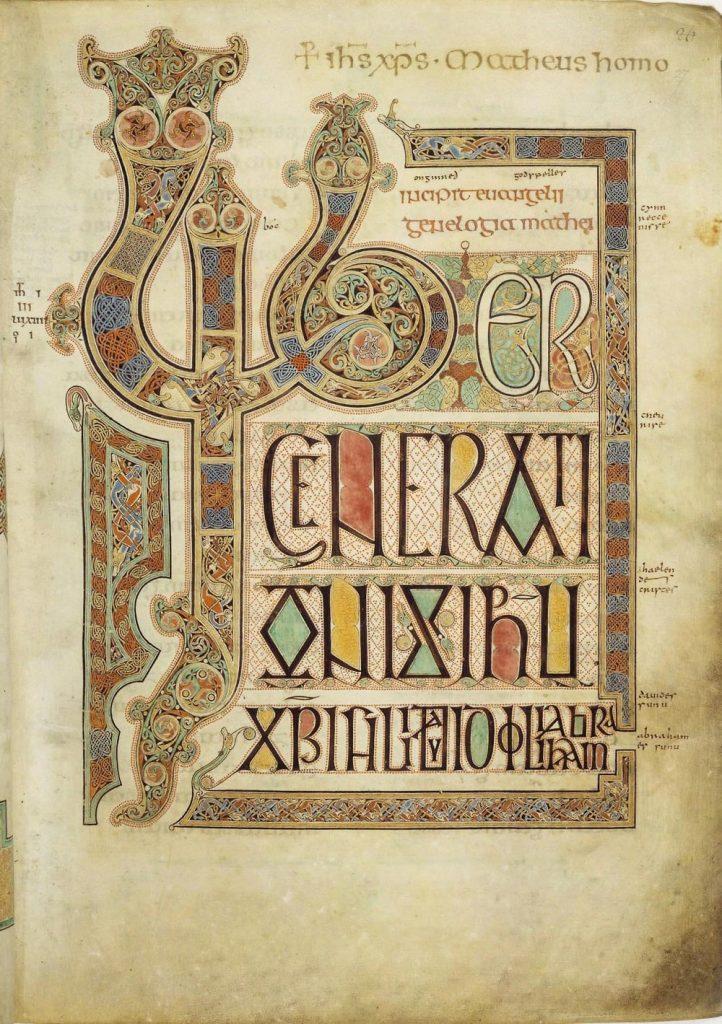 Evangelio de San Cuthbert de Lindisfarne