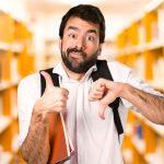 10 razones por las que se va a la biblioteca… y 10 motivos por los que no se va
