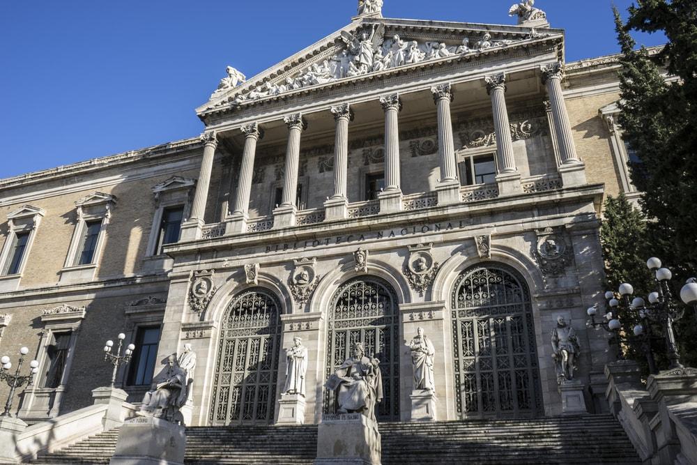 La Biblioteca Nacional de España ya ha recolectado el 87% de todos los dominios .es