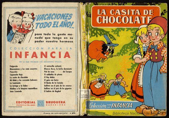La casita de chocolate - Colección para la infancia