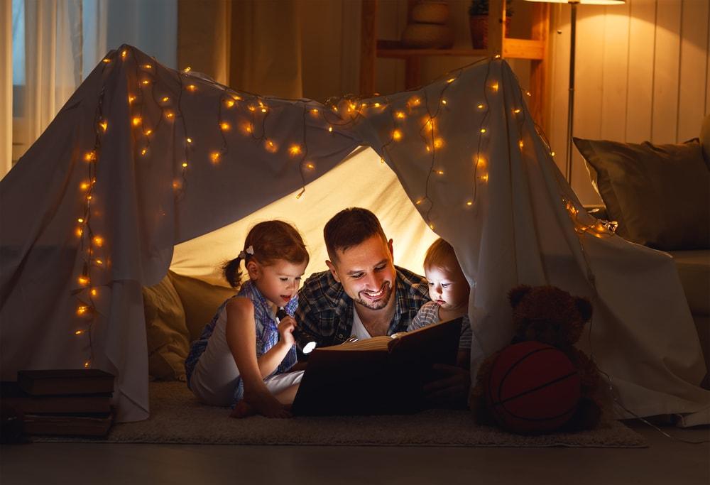 12 consejos para fomentar la lectura de los peques de la casa