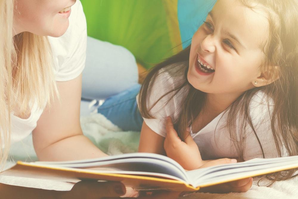 La lectura es fundamental en nuestras vidas, por eso hay fomentarla desde edades tempranas