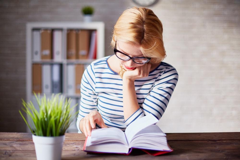 La lectura es uno de los actos más grandes e importantes de la vida