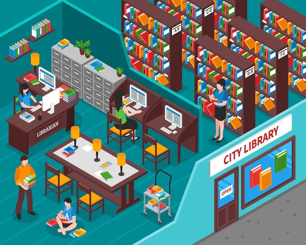 5 breves motivos sobre utilidad de las bibliotecas en la