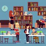 Crecen las personas lectoras de libros en España, pero se mantiene la baja asistencia a las bibliotecas