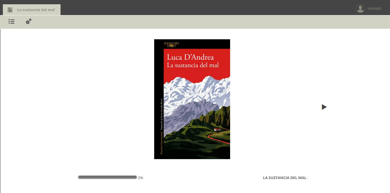 Lectura ejemplar desde el catálogo de la biblioteca