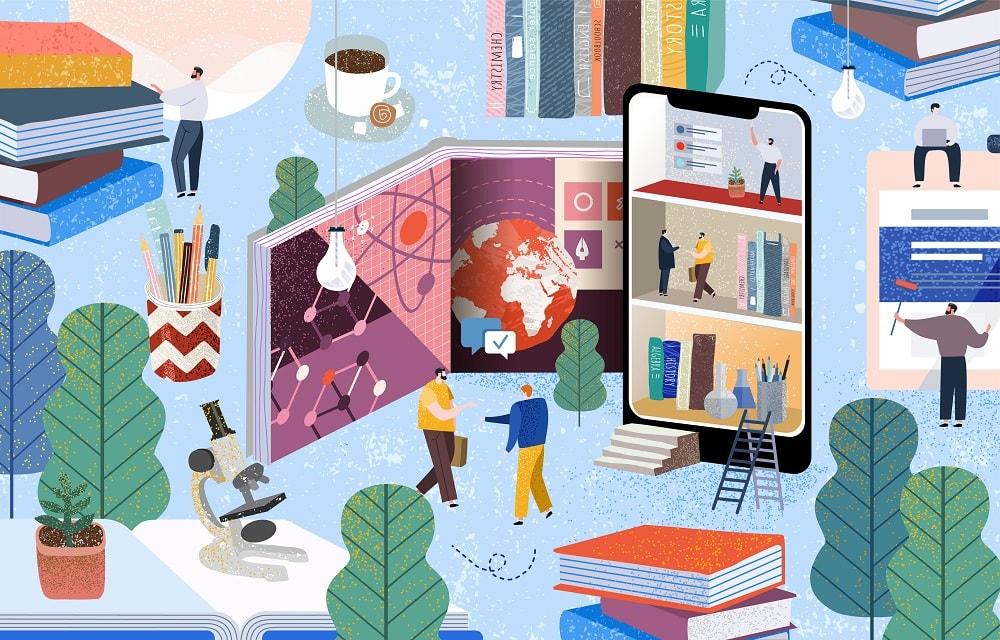 Leer libros puede ser tanto una pasión como una necesidad para el aprendizaje y el conocimiento