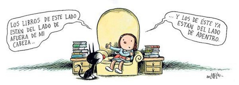 Libros dentro de mi