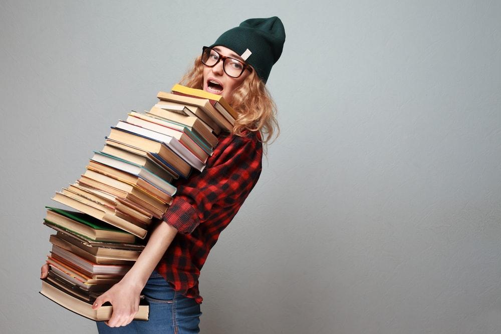 10 libros dif ciles de leer pero c mo no hacerlo - Imagenes de librerias ...