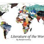 El mapamundi literario: 144 libros para 144 países