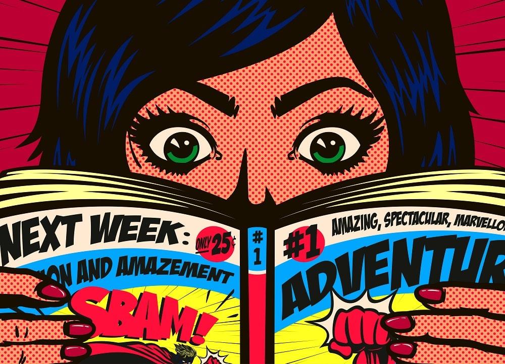 Los cómics y las novelas gráficas aportan a sus lectores grandes momentos de entretenimiento, información y conocimiento