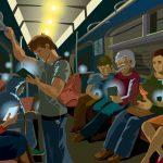 """""""La chica del tren"""" es uno de los mejores libros del 2015"""