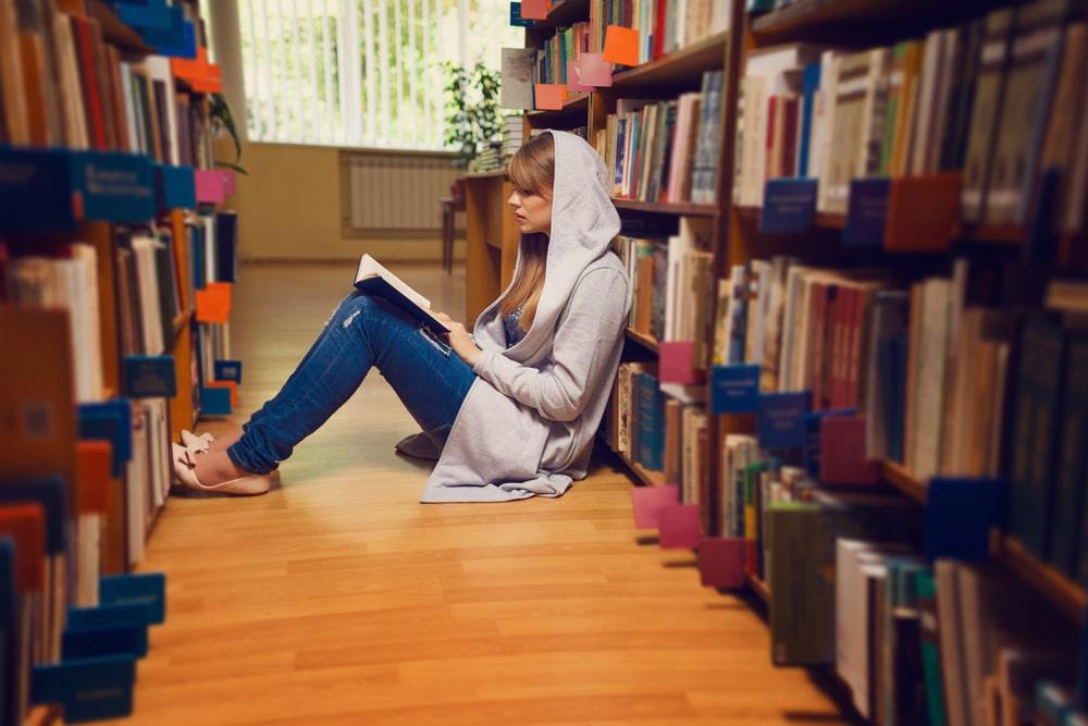 Los libros y su lectura son un excelente refugio al que acudir