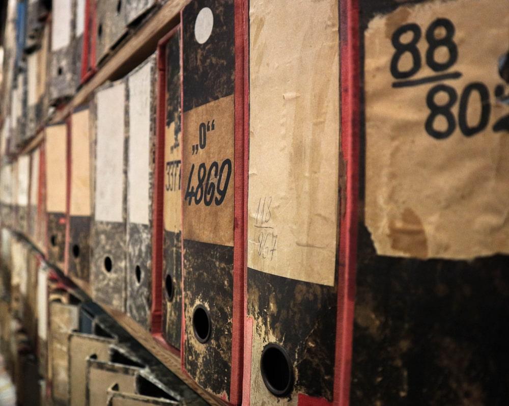 No existe un sistema archivístico si no existen instituciones u organizaciones que produzcan documentación