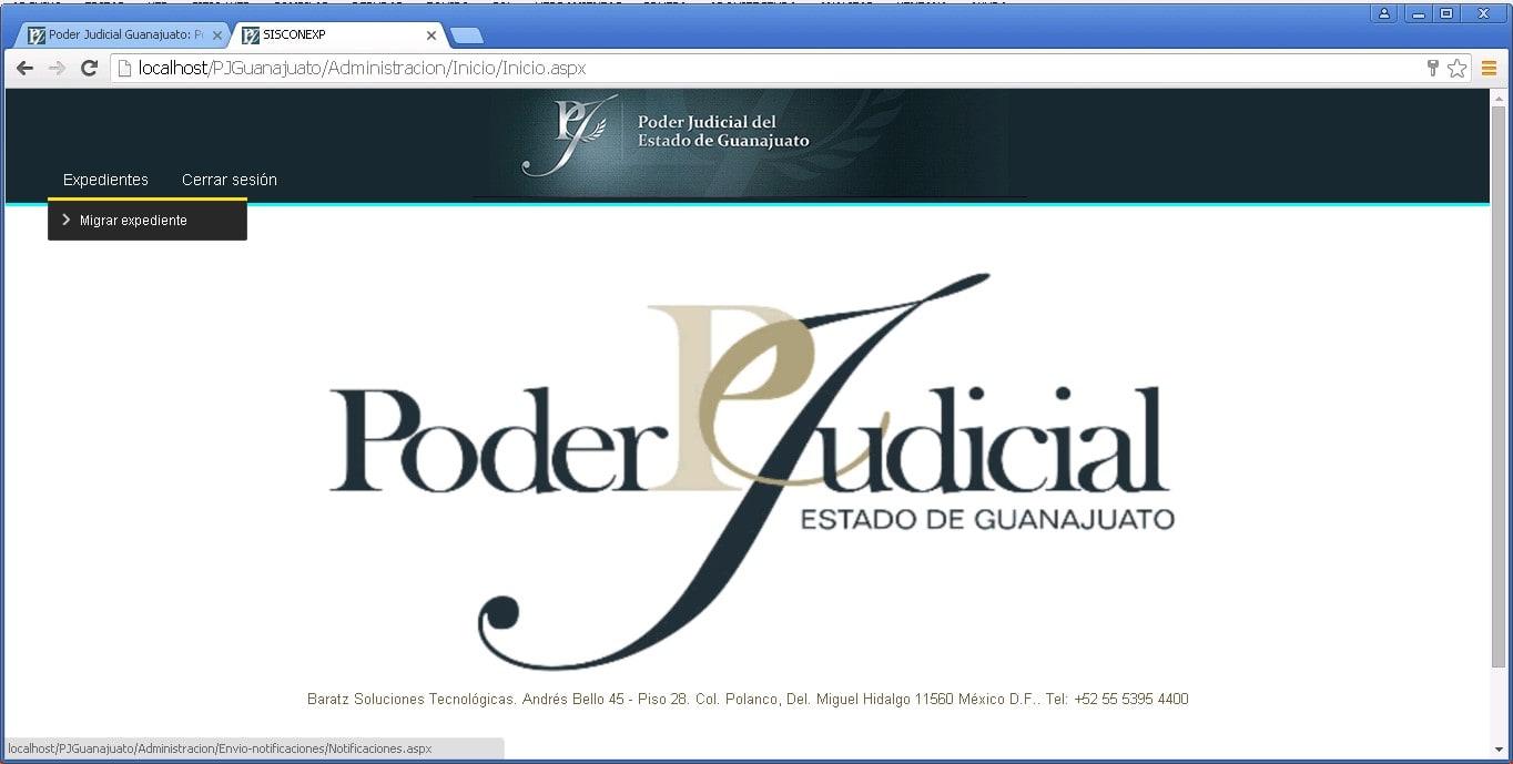 Poder Judicial de Guanajuato