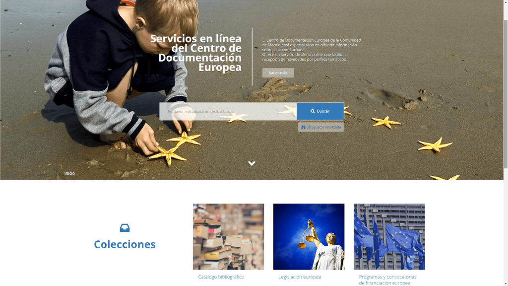 Servicios en línea del CDE