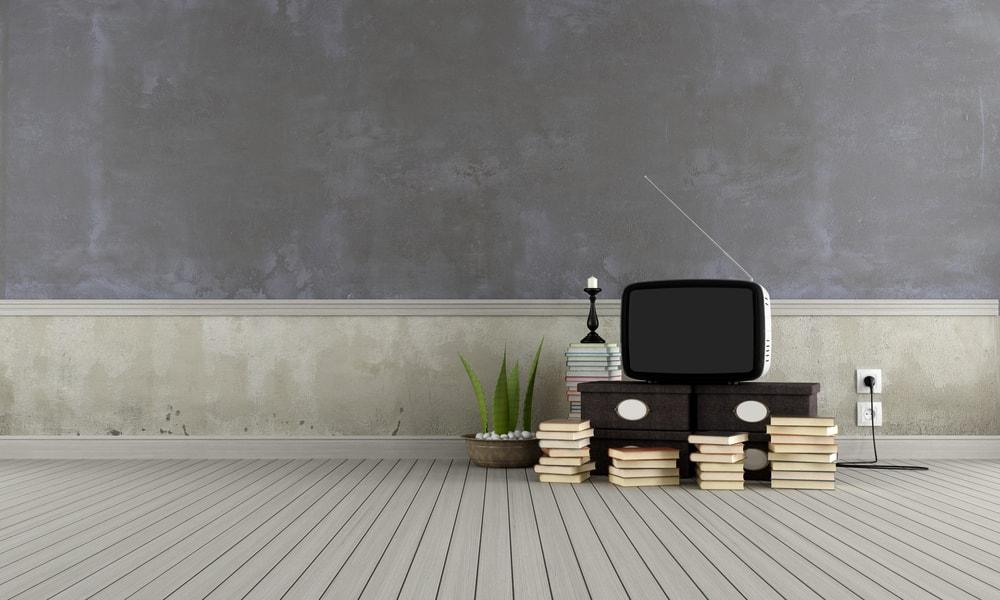 Si no tuvieses televisión… sabes cuántos libros podrías leer al cabo de un año