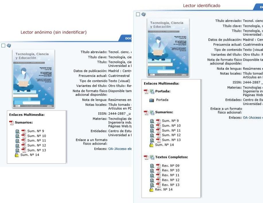 Visualización objetos multimedia AbsysNet