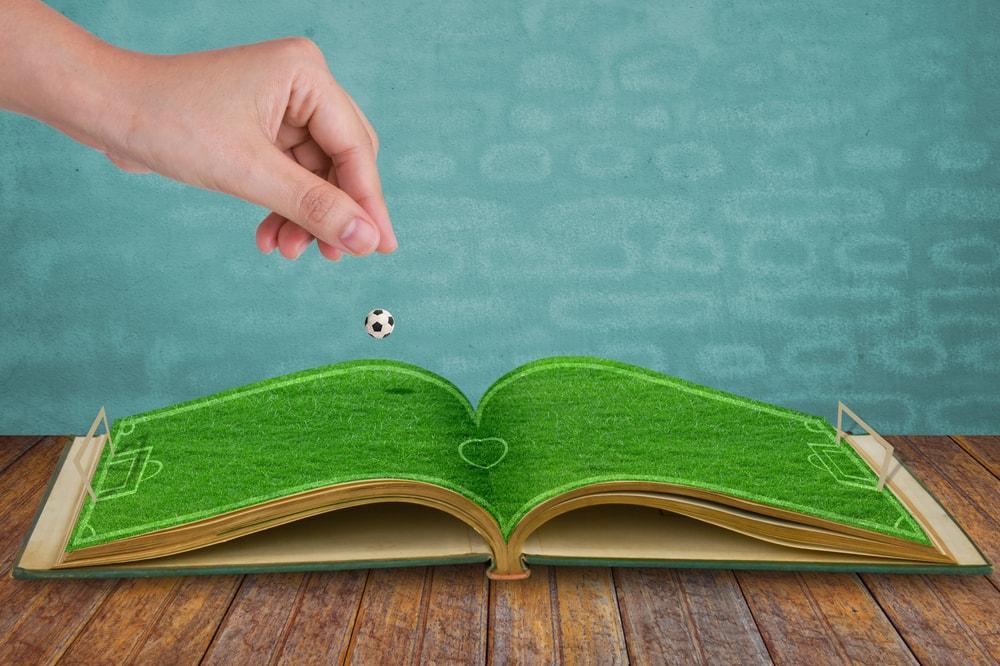 Y si mezclamos fútbol y libros... Llegó el Mundial del Libro 2018