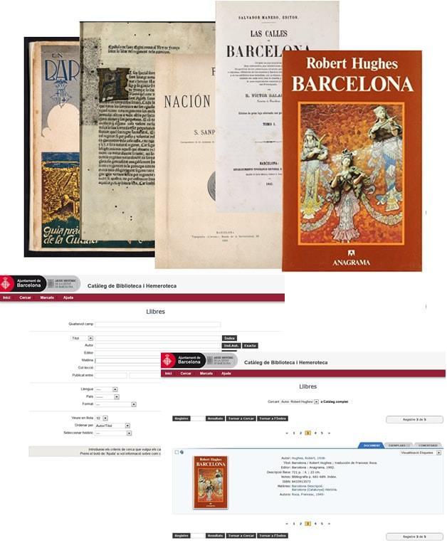 Biblioteca del Archivo Histórico de la Ciudad de Barcelona