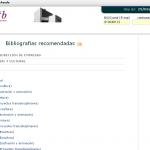 Bibliografías recomendadas en la Biblioteca de la ULL a través de absysNet