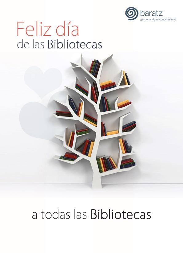 Resultado de imagen de DIA DE LAS BIBLIOTECAS