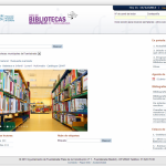 Las bibliotecas municipales de Fuenlabrada disponen ya de catálogo online