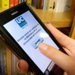 La Biblioteca de la Universidad de Cantabria se apunta al catálogo móvil