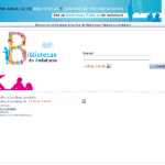 En Andalucía hay un total de 686 bibliotecas públicas en el Catálogo colectivo