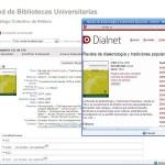 Rebiun en línea, más de una década del mayor catálogo bibliográfico hispánico