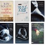 Los 10 libros más vendidos en España y su presencia en las bibliotecas