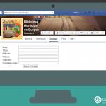 ¿Aún sin poner el catálogo de tu biblioteca en Facebook?