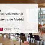 Baratz patrocina la XXII Asamblea Anual de la Red de Bibliotecas Universitarias (Rebiun 2014)