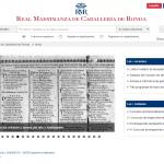 Archivo y Biblioteca unidos por MediaSearch en la Real Maestranza de Caballería de Ronda